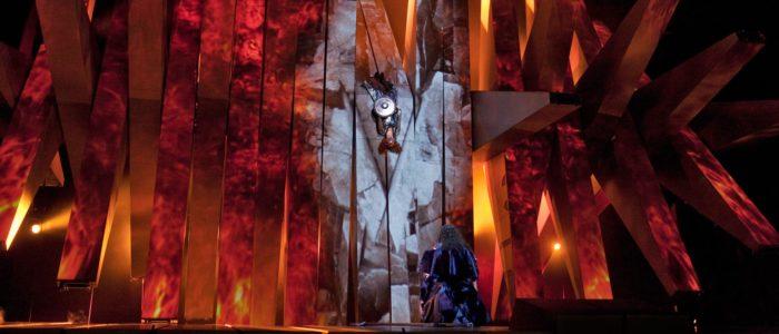 La Walkyrie au Metropolitan opera de New-York (photo Metopera)