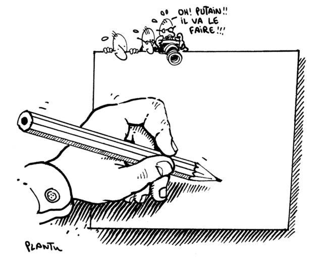 Le dessin de presse dans tous ses états