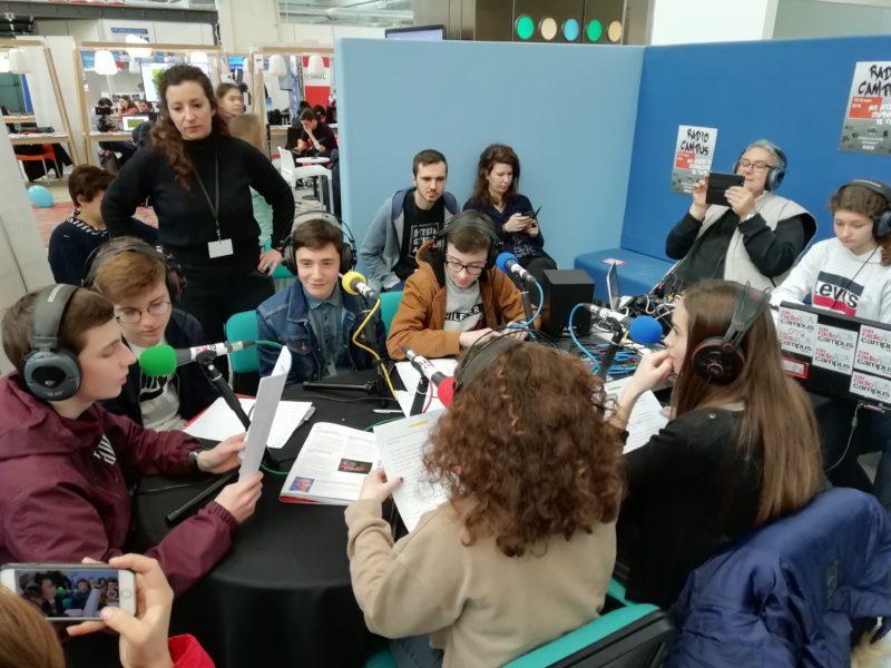 Assises Internationales du Journalisme 2019 à Tours. (Photo DR)