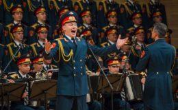 Les Choeurs de l'Armée Rouge à Tours