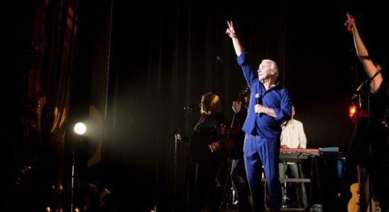 Michel Fugain en concert à Chambray-les-Tours