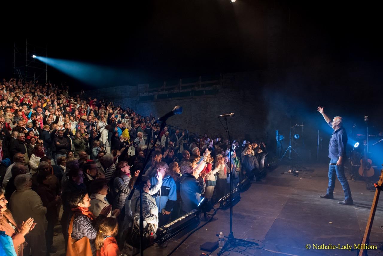 Michel Fugain en concert Tours (Photo Olivier Gomez)