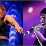 Vitaa et Slimane chantent VersuS à Tours