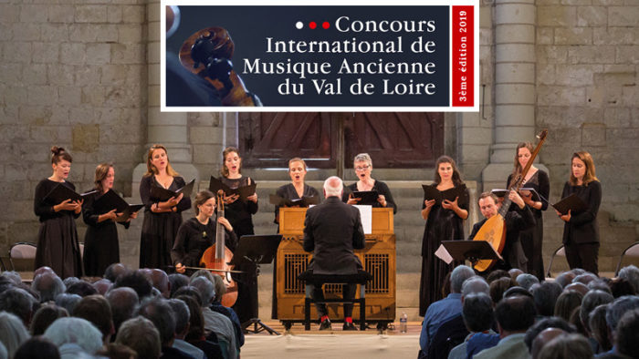 Concours Musique ancienne Fontevraud