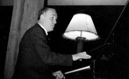 Sviatoslav Richter (Photo Gérard Proust)