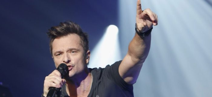 David Hallyday à Tours