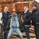 Les Fatals Picards en concert à Saint-Cyr-sur-Loire (photo DR)