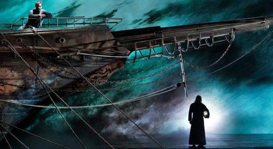 Vaisseau fantôme Wagner Metropolitan Opera