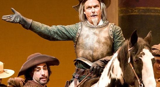Don Quichotte de Massenet à l'Opéra de Tours