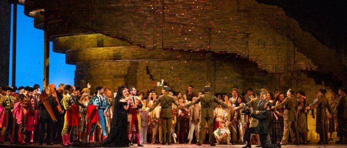 Carmen au Metropolitan opera de New-York (photo Metopera)