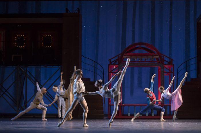 Ballet Monte-Carlo Maillot
