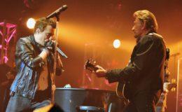 Greg Zap harmoniciste de Johnny Hallyday en tournée