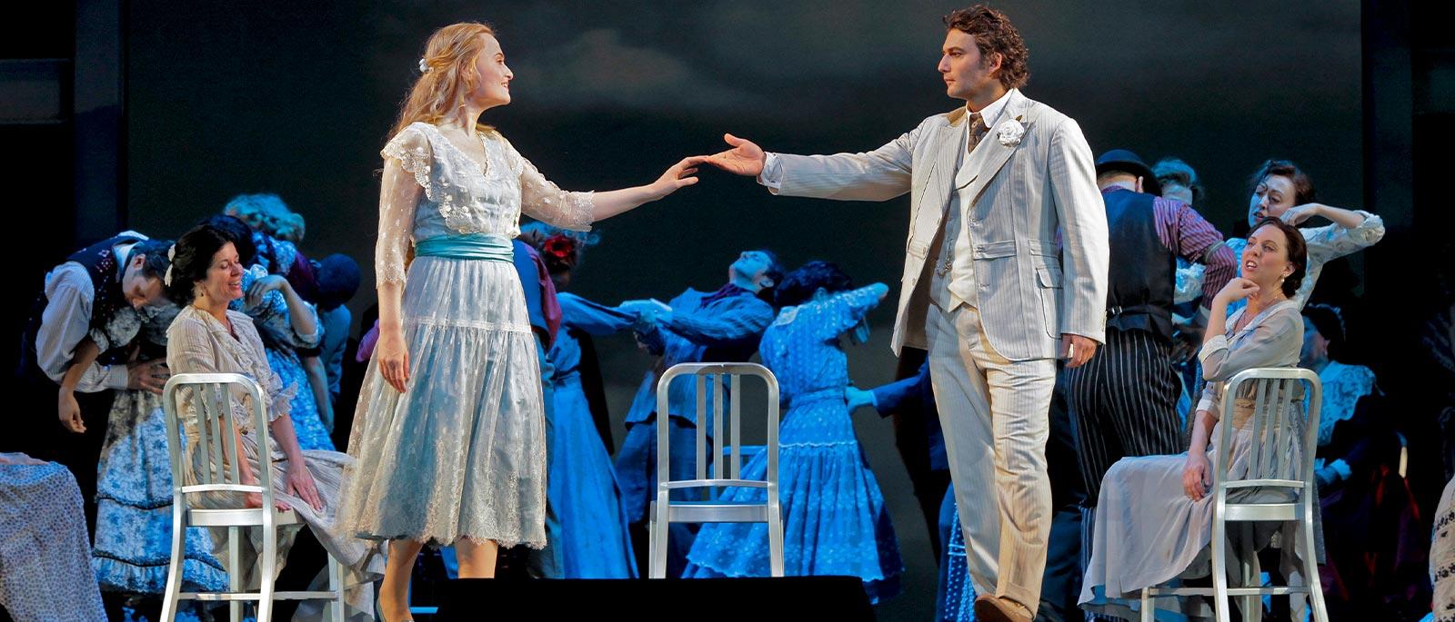 Le Metropolitan Opera en ligne