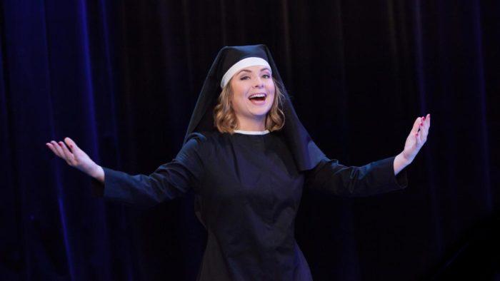 Constance au Vinci de Tours