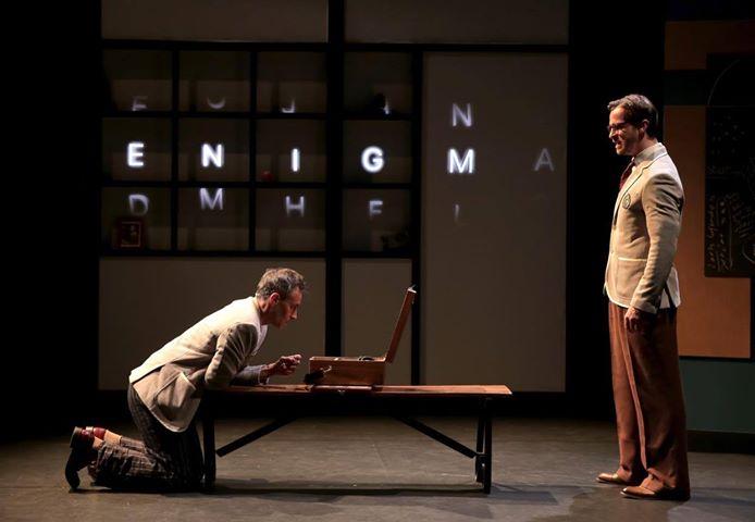 La Machine de Turing- théâtre de Tours - photo Fabienne Rappeneau
