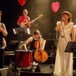 Le Grand Orchestre du Tricot - Tribute to Lucienne Boyer - Petit Faucheux - Tours (Photo Rémi Angeli)