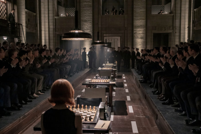 The Queen's Gambit (Copyright Netflix)