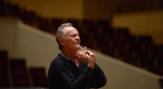 Jean-Claude Casadesus à Tours (Photo DR)