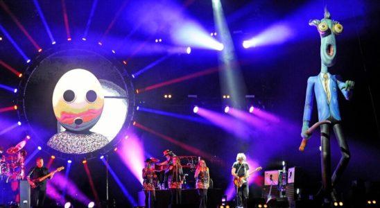 The Australian Pink Floyd Show à Tours (photo DR)