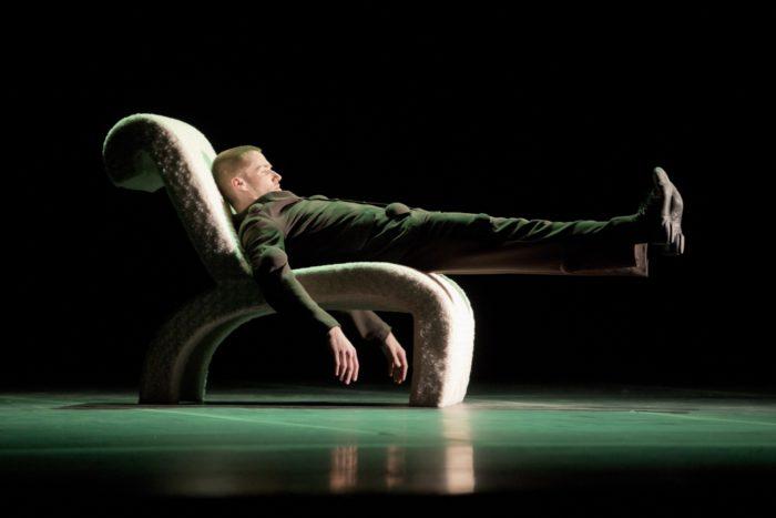 Jean-Christophe Maillot-Ballets de Monte-CarloJean-Christophe Maillot-Ballets de Monte-Carlo - Mat Ek.