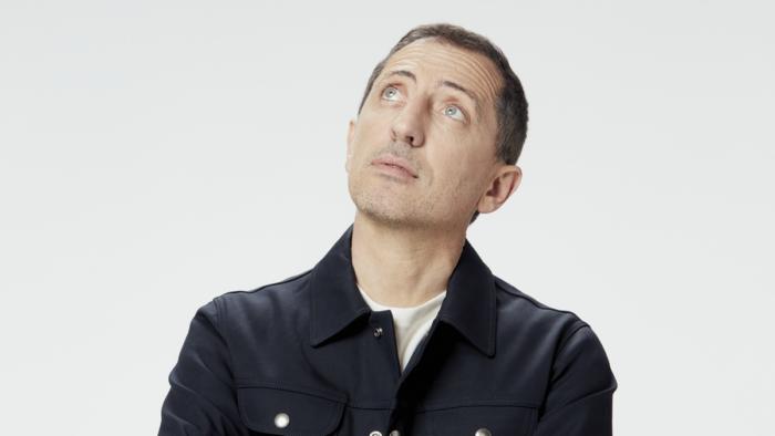 """Gad Elmaleh à Tours avec """"D'ailleurs"""" (Photo DR)"""
