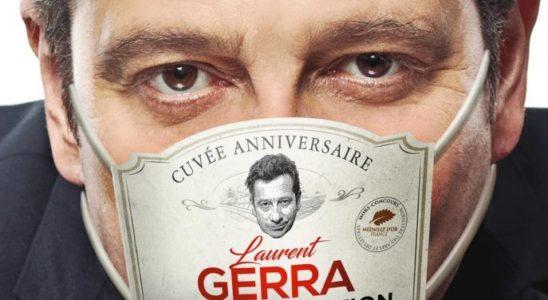 Laurent Gerra en spectacle à Tours